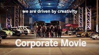 "getlinkyoutube.com-""Driven by creativity"" - Daimler corporate movie 2016"
