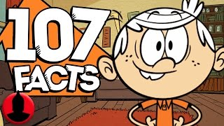 getlinkyoutube.com-107 The Loud House Facts 107 (ToonedUp #201) | ChannelFrederator
