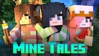 getlinkyoutube.com-Mine Tales - MR.BIG BAD WOLF | Three Little Foxes (Minecraft FairyTale Roleplay) - Three Little Pigs