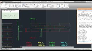 getlinkyoutube.com-AutoCAD Customization - Create Your Own Hatch Patterns