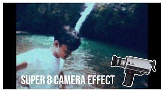 TUTORIAL PREMIERE PRO CC - SUPER 8 CAMERA EFFECT