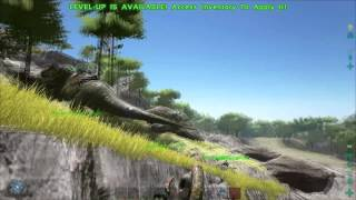 getlinkyoutube.com-ARK: Survival Evolved - MASSIVE RAID! 30 + PLAYERS