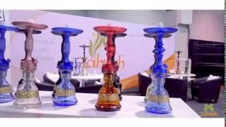 Zahrah at the Hookah Expo Worldwide 2019