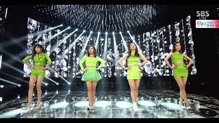 "getlinkyoutube.com-miss A ""다른 남자 말고 너(Only You)"" Stage @ SBS Inkigayo 2015.04.19"