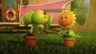 getlinkyoutube.com-Plants Vs Zombies 2 Kung Fu World Animation Trailer Part 2