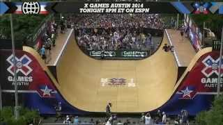 getlinkyoutube.com-X Games Austin: Tony Hawk & Friends Demo