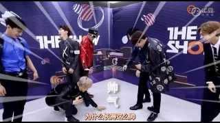 [中字HD] The Show Artist of the week  Monsta X (몬스타엑스)