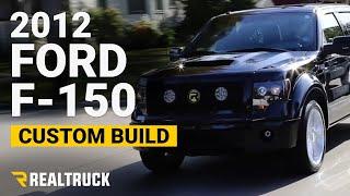 getlinkyoutube.com-Beauty or Beast Trucks - Custom Ford F150 Ecoboost's