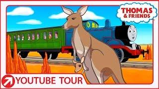 getlinkyoutube.com-Thomas' Kangaroo Adventure In Australia | Thomas & Friends