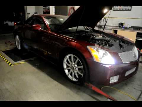 video 2009 cadillac xlr v supercharged start up exhaust. Black Bedroom Furniture Sets. Home Design Ideas