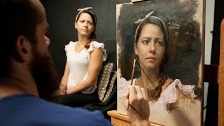 getlinkyoutube.com-Secrets of Portrait Painting with Cesar Santos