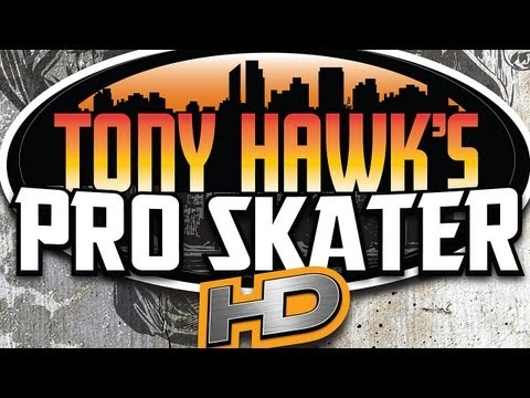 TONY HAWK PRO SKATER HD -- LA DLC B-roll Footage