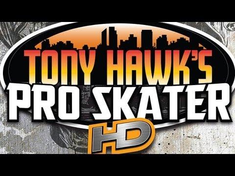 TONY HAWK PRO SKATER HD -- LA DLC B-roll Footage