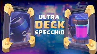 getlinkyoutube.com-CLASH ROYALE DECK SPECCHIO ASSURDO PER ARENA 6 e 7! Clash Royale Deck