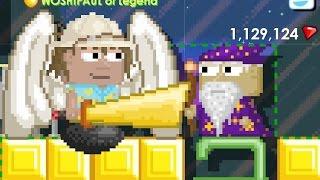 getlinkyoutube.com-GROWTOPIA | Guide to Making Legendary wizard