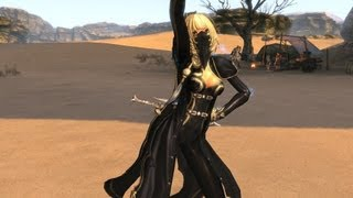 Blade & Soul Online Assassin Combos No UI 1080p HD