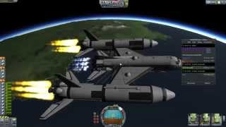 getlinkyoutube.com-Kerbal space program (public multiplayer) episode 14 (War server)