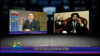 مصاحبه حزب مشروطه با امید دانا در تلویزیون کانال یک