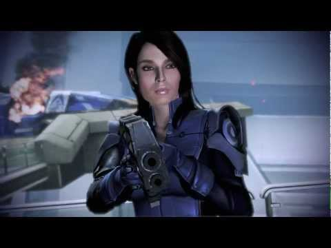 Mass Effect 3 Ashley Williams Death Scene