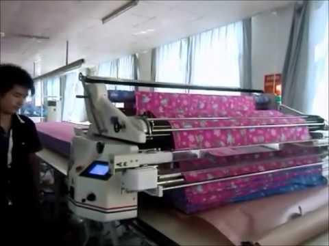 NA-600FN - Máquina de Enfestar Eletrônica para todos os tipos de Tecidos.