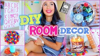 getlinkyoutube.com-DIY Room Decorations for Cheap! + Make Your Room Look Like Pinterest & Tumblr