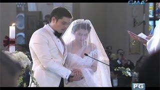 getlinkyoutube.com-WATCH: Dingdong & Marian's wedding vows