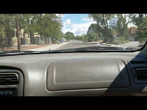 Had to get car home after transmission died. Mazda 626 automatic transmission. Part 2