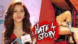 Urvashi Rautela OPENS UP On Hate Story 4 width=