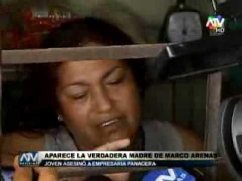 Tuteve.tv / Madre biológica de Marco Arenas se hará prueba de ADN para reducción de condena