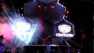 Watch Carl Cox video from the Ultra Music Festival | VIDEO
