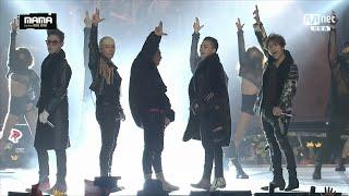 getlinkyoutube.com-BIGBANG - 'LOSER' + 'BAE BAE' + '뱅뱅뱅(BANG BANG BANG)' in 2015 MAMA