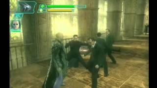 [PS2] Matrix Path of Neo Gameplay 31