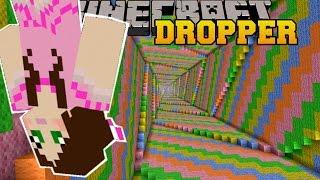 getlinkyoutube.com-Minecraft: - ULTIMATE DROPPER!!! - THE DROPPER - Custom Map [1]