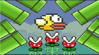 getlinkyoutube.com-El final de Flappy bird (999)