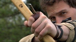 getlinkyoutube.com-Long Bow - Battle Castle with Dan Snow