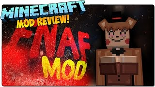 getlinkyoutube.com-MINECRAFT MOD FIVE NIGHTS AT FREDDY'S 4 MOD 1.8 | FIVE NIGHTS AT ANIME | FREDDY ANIME CON TETAS
