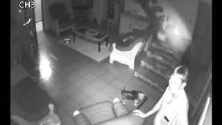 Fantastic video - orbs caught on camera!