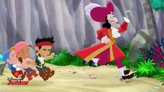 Jake and the Never Land Pirates | The Sleeping Mermaid | Disney Junior UK