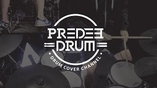getlinkyoutube.com-จี๊จ๊ะ - Silly Fools (Electric Drum Cover) | PredeeDrum