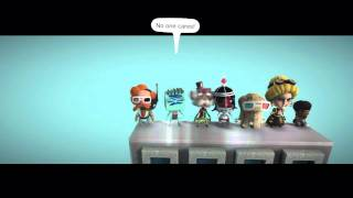 getlinkyoutube.com-LittleBigPlanet 2 - The Hacker: Episode 1 (film)