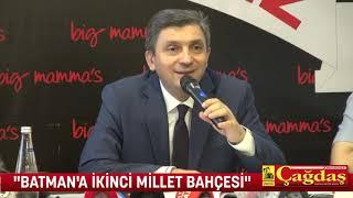 BATMAN VALİSİ HULUSİ ŞAHİN'DEN AÇIKLAMALAR-2