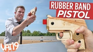 getlinkyoutube.com-Semi-auto Rubber Band Pistol