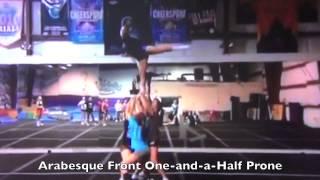 getlinkyoutube.com-Ashley Scanlon Acrobatics & Tumbling Recruit 2015