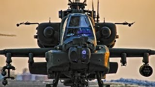 getlinkyoutube.com-Apache Helicopters In Action • Combat Footage