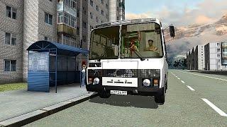 getlinkyoutube.com-Russian Bus Simulator 3D - Gameplay Android