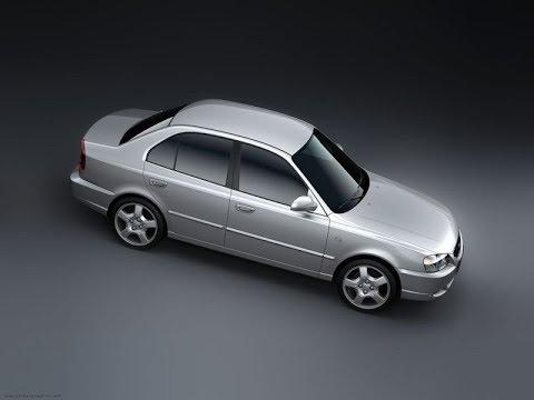 Hyundai Accent 2.Передний бампер (Снятие,Установка)
