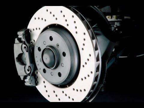 Замена тормозных дисков Daewoo Lanos, SENS