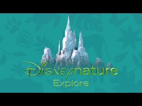 Disneynature Explore - An Augmented Reality App for Learning About Nature