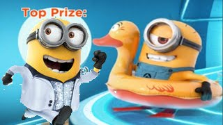 getlinkyoutube.com-Despicable Me: Minion Rush - New Minion Race Map Anti Villain League Submarine