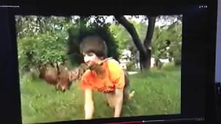 getlinkyoutube.com-Ukrainian Feral Child: From BARKING to SPEAKING